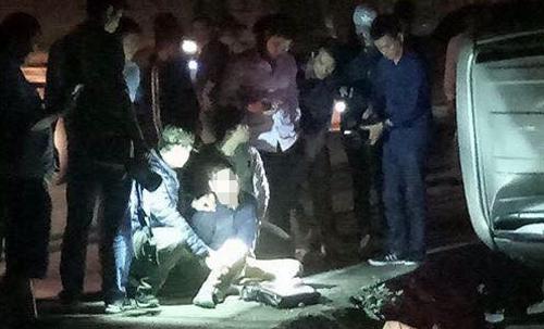 shots-fired-as-vietnam-police-take-down-heroin-trafficker