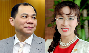 These are the two richest Vietnamese, according to Forbes