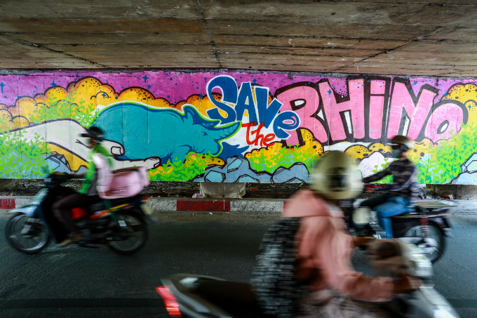 colorful-rhinos-storm-saigon-alleys-with-a-message-save-them-7