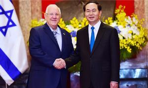 Israeli firm pledges $200 mln to build Saigon healthcare facilities