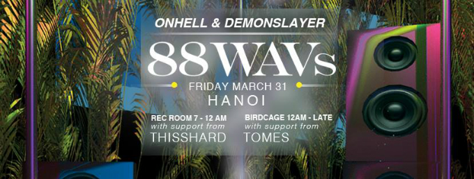 music-art-show-88wavs-onhell-demonslayer