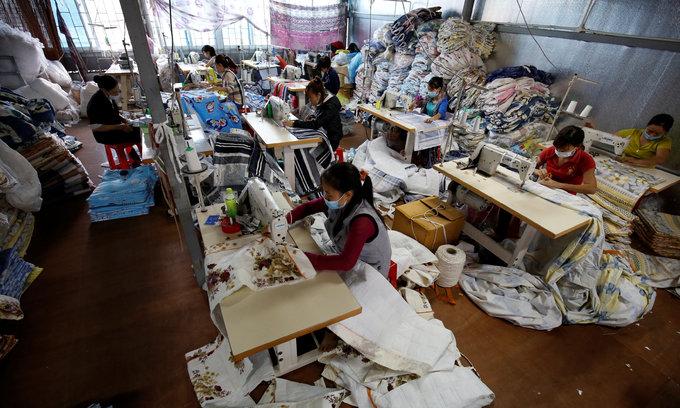 Vietnam's Q1 economic growth slowest in 3 years