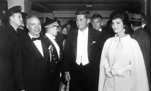 Jackie Kennedy's intimate letters with UK diplomat go on sale