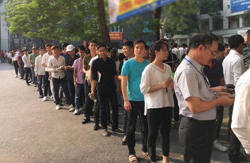 S Korea closes labor door to Hanoi, Vietnam provinces as many overstay