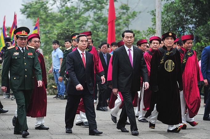 hung-kings-festival-draws-massive-crowd-in-vietnam