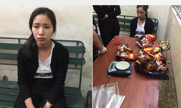 Vietnam's police arrest 'drug queen', seize 12,000 ecstasy pills