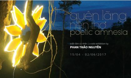Exhibition: 'Poetic Amnesia' by Phan Thao Nguyen