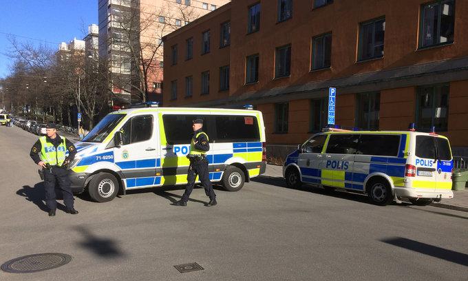 Stockholm attack suspect 'confesses to terrorist crime' - lawyer