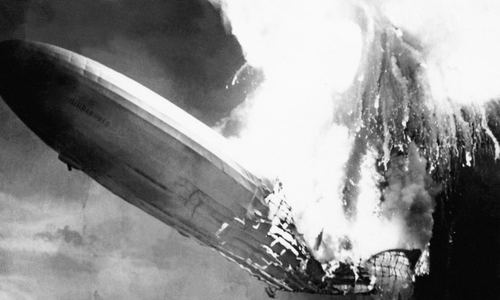 The end of airship travel: 80 years after the infamous Hindenburg disaster