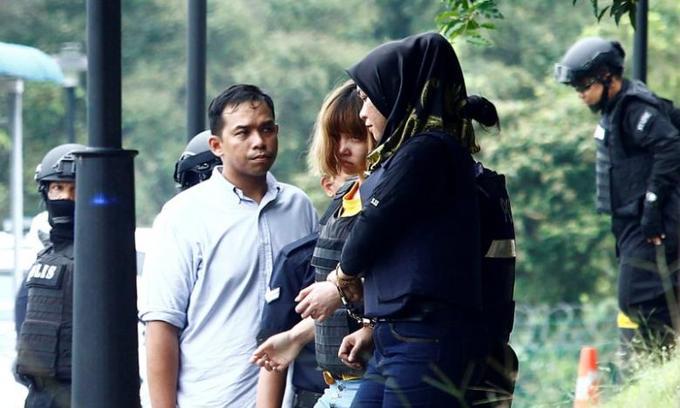 Nine-member team to defend Vietnamese woman accused of Kim murder