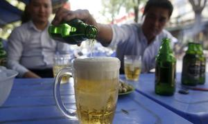 Bottoms up: Why do some Vietnamese go red after drinking?