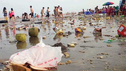 Vietnamese tourists are as bad as Chinese visitors, official says