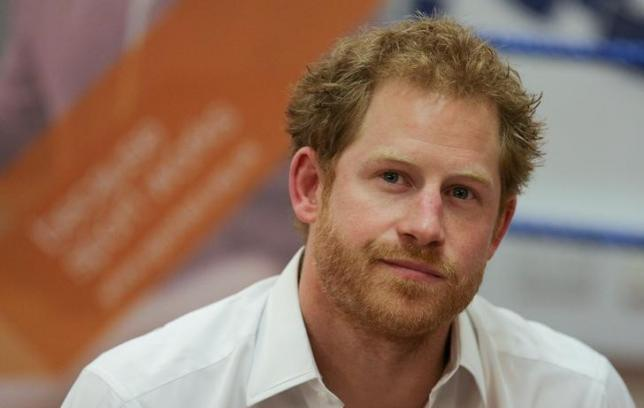 Prince Harry suffered 'total chaos' over Diana's death