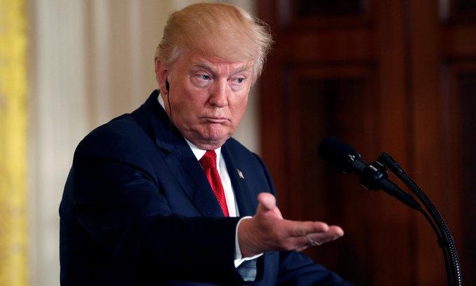 Trump invites Vietnam's prime minister to visit US