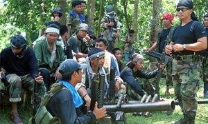 Islamic State-linked Abu Sayyaf leader killed on Philippine resort island -army