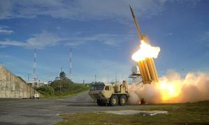 US moves THAAD to South Korean site as North Korea boasts fire power