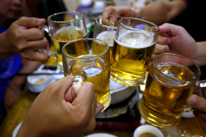 Sing, don't drink: Vietnam weighs banning booze in karaoke bars