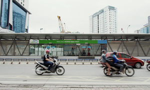 Tour de BRT: A taste of Hanoi's new rapid bus route on a $10 day trip