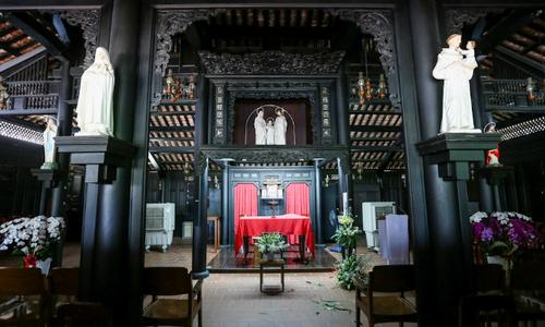 A visit to Saigon's oldest building