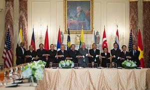 Vietnam raises South China Sea concerns at ASEAN-US meeting
