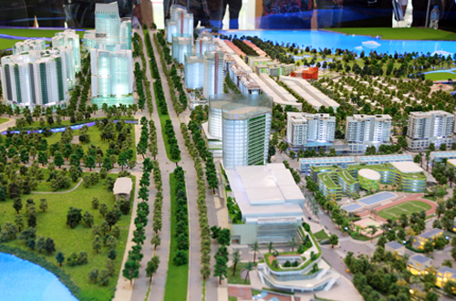 South Korea's consortium to build $885 mln commercial complex in Saigon