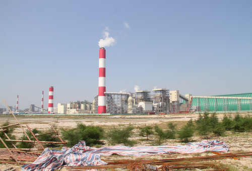 Polluting Formosa steel plant gets greenlight in Vietnam to fire up new furnace