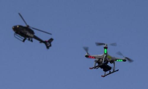 UN aviation agency seeks public input on drone tracking