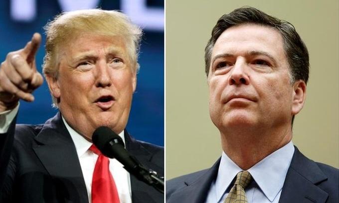 Trump attacks on fired FBI chief meet resistance; Russia probe proceeds