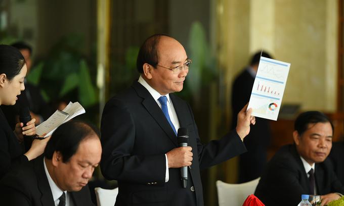 Vietnamese PM woos investors at World Economic Forum