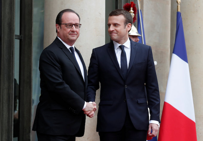 frances-macron-takes-power-vows-to-heal-division-restore-global-status