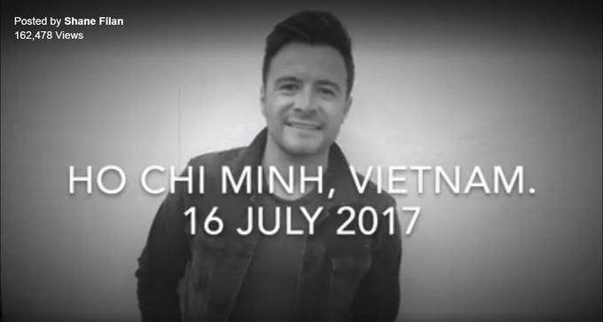 Westlife frontman to return to Vietnam as part of solo tour