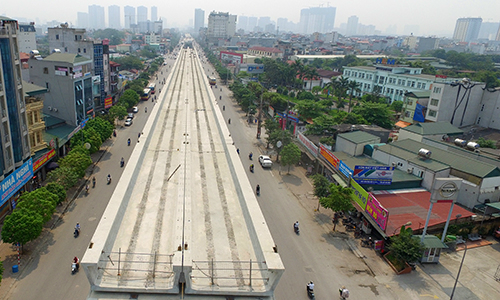 Vietnamese mega-cities scouring for mega-funding on infrastructure drive