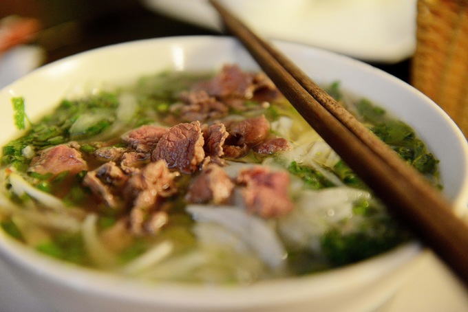 Why Vietnamese pho is one of the best hangover cures