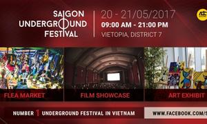 Saigon Underground Festival 2017