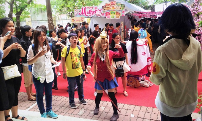 It's cool to be a nerd: Why cosplay is making it big in Vietnam