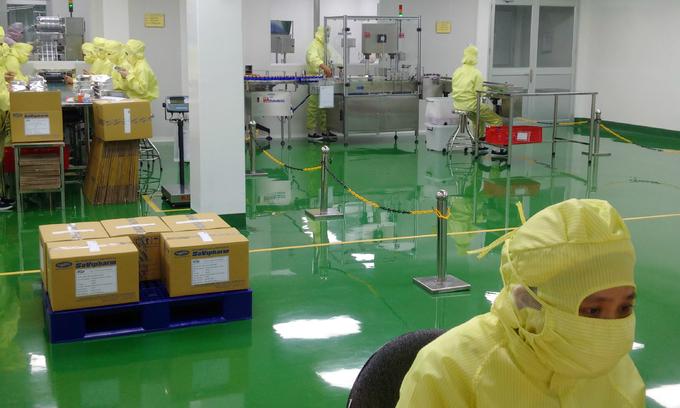 Vietnam opens first functional food factory that meets European standards