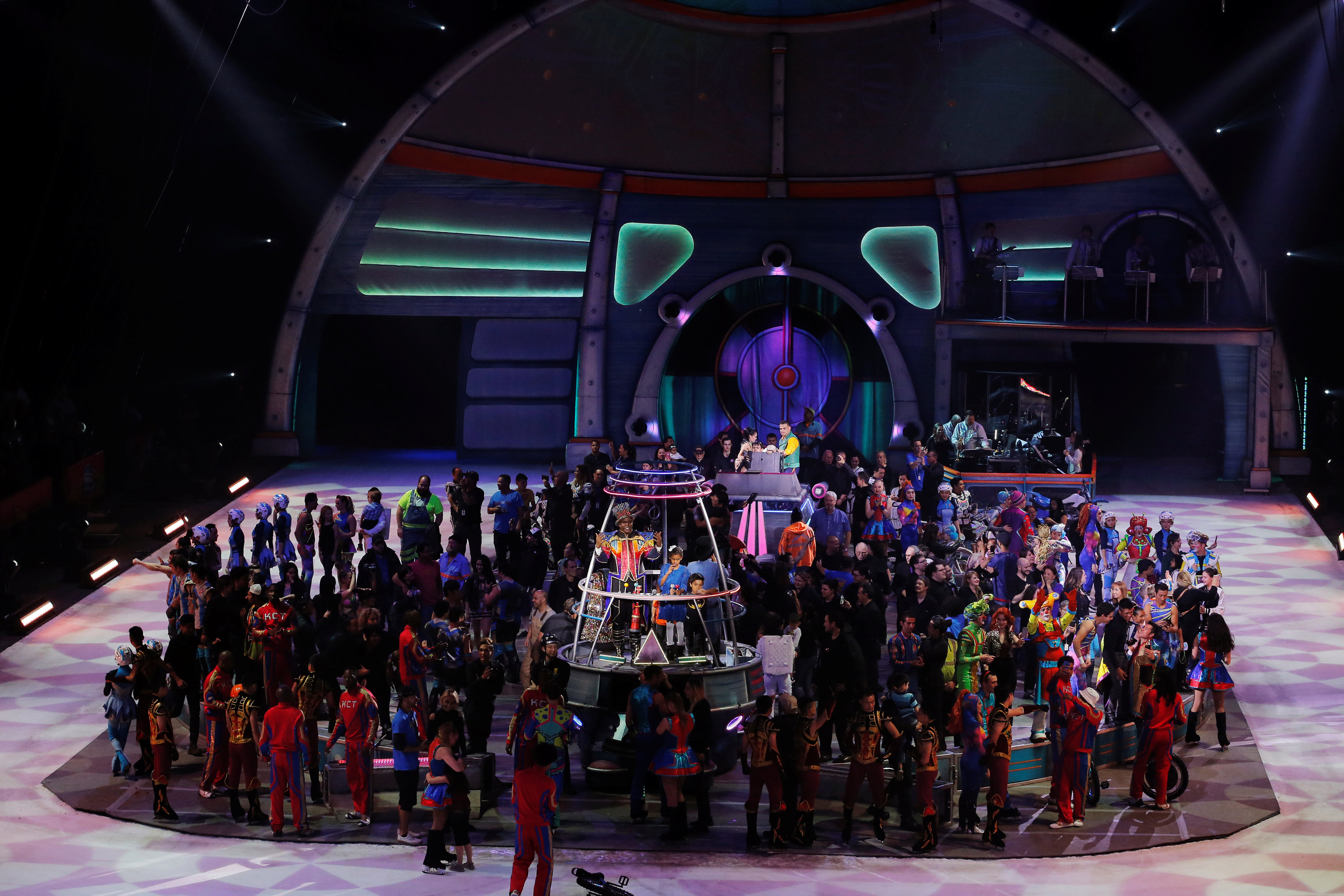 'Greatest Show on Earth' takes its final bow after 146 years