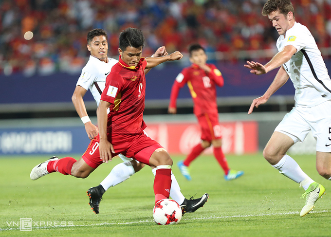 FIFA says Vietnam 'fully deserving' of first ever U-20 World Cup point