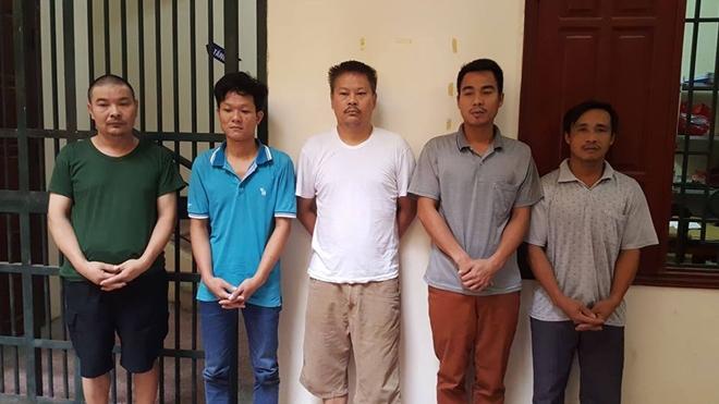 police-investigate-five-vietnamese-for-trafficking-live-tiger