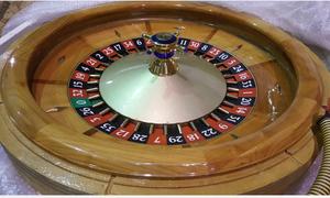 HCMC customs seize 1.2-ton roulette machine en route to Cambodia