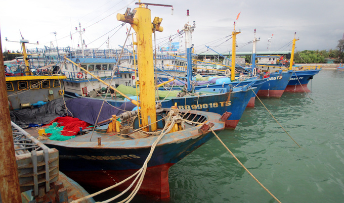 Government-backed fishing boats sink Vietnamese fishermen into debt