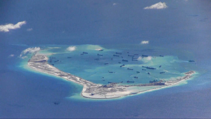 U.S. warns Beijing of South China Sea Islands