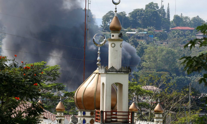 Southeast Asian nations step up cooperation as Islamic State threat mounts