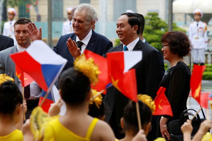 Vietnam approves direct flight to Czech Republic