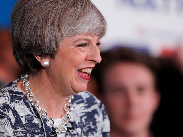polls-on-eve-of-uk-election-suggest-pm-may-will-boost-majority