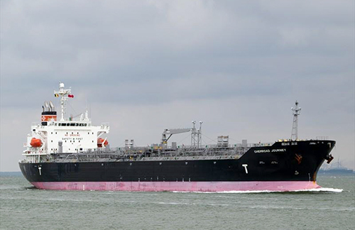 Toxic spill feared as chemical tanker stranded in Vietnam waters