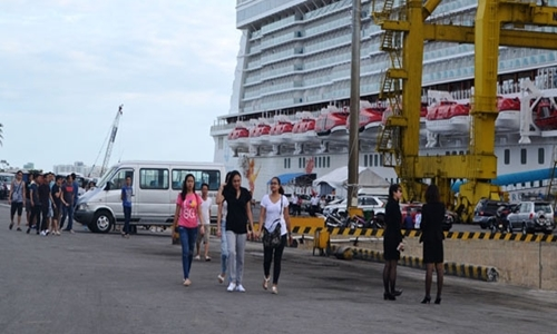 New Chinese cruise liner to sail to top Vietnam destinations this summer