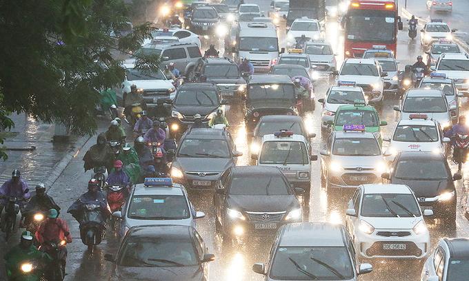 Lawyers challenge Hanoi's plan to ban motorbikes