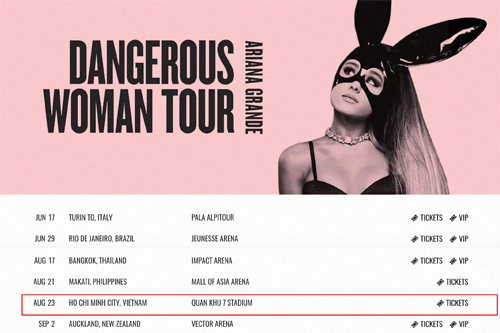 pop-star-ariana-grande-to-bring-her-dangerous-woman-world-tour-to-saigon
