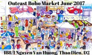 Outcast Boho Market